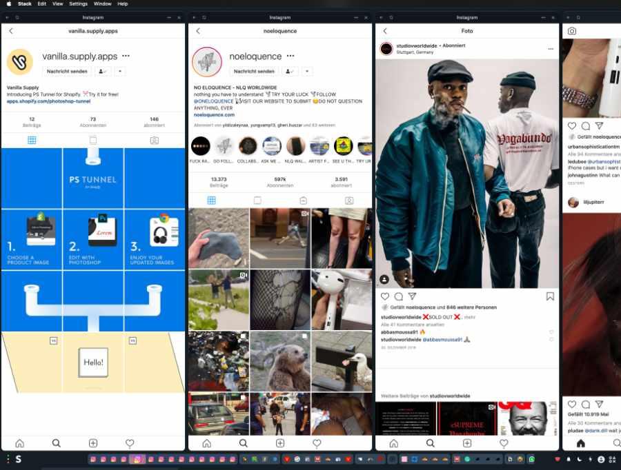 getstack.app screenshot mac
